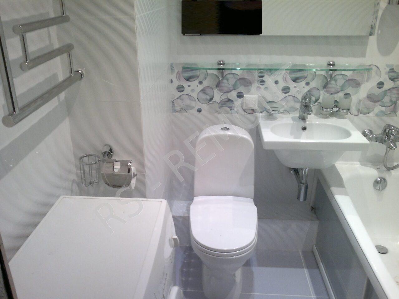Дизайн туалета хрущевка
